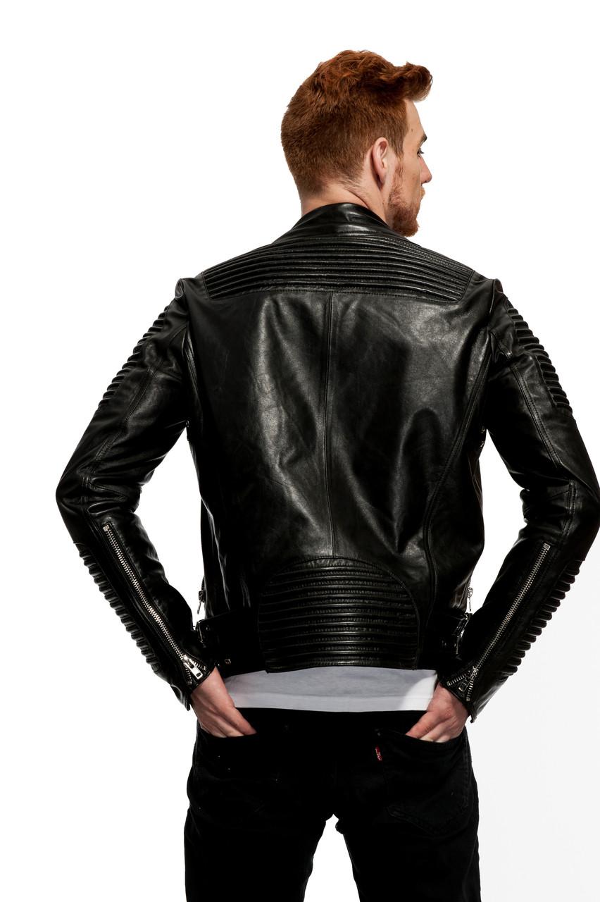 821c11573 Mason & Cooper | Empire Leather Moto Jacket
