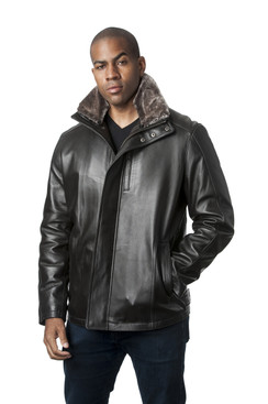 Mason & Cooper | Surge Leather Jacket