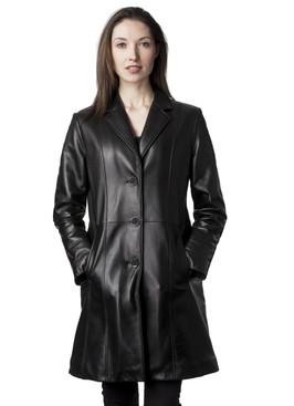 Mason & Cooper | Kate Leather Coat