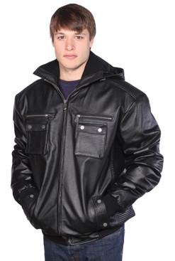 Wilda | James Leather Jacket
