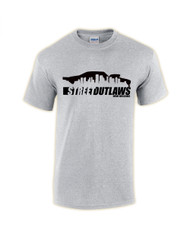 NOLA Skyline Car Tee