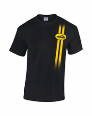 SO-Authentic OKC Racing Stripes Tee