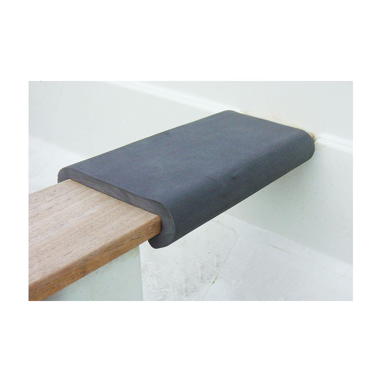 Easy to clip on and off a dragon boat seat. Industrial foam seat pads offer superior comfort when paddling.