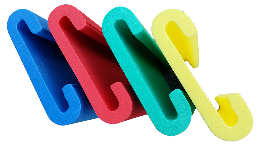 Dragon boat industrial foam seat pads - multiple colours available.