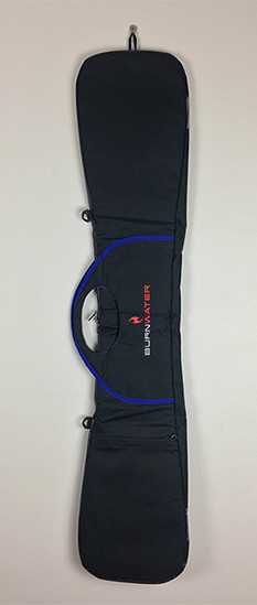 Burnwater's travel paddle bags are tough and designed with the dragon boat or outrigger canoe paddler in mind. Specifically designed for airline check-in keeping your paddles and gear well protected and secure.