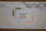 "fiberglass cloth tape strips 8"" 25 yds"