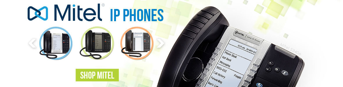 Mitel Phones, Modules and Accessories