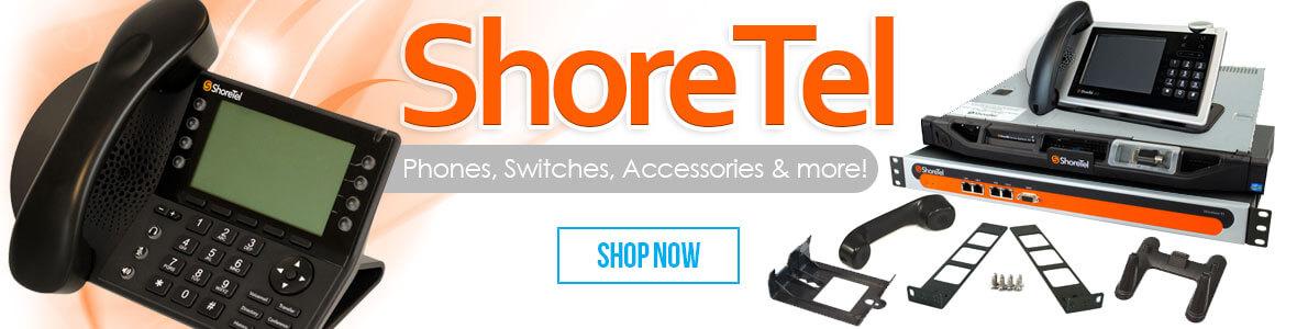 ShoreTel Phones, ShoreGear Switches and More