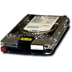 HP 72.8GB 10K RPM 360205-012 Hard Drive U320 With Tray