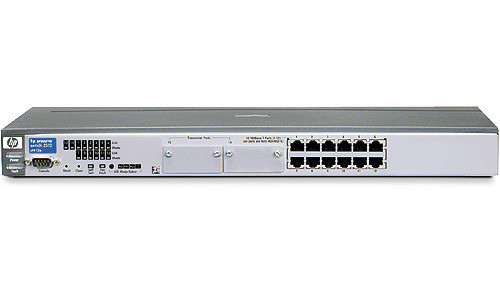HP ProCurve 2512 Network Switch J4812A