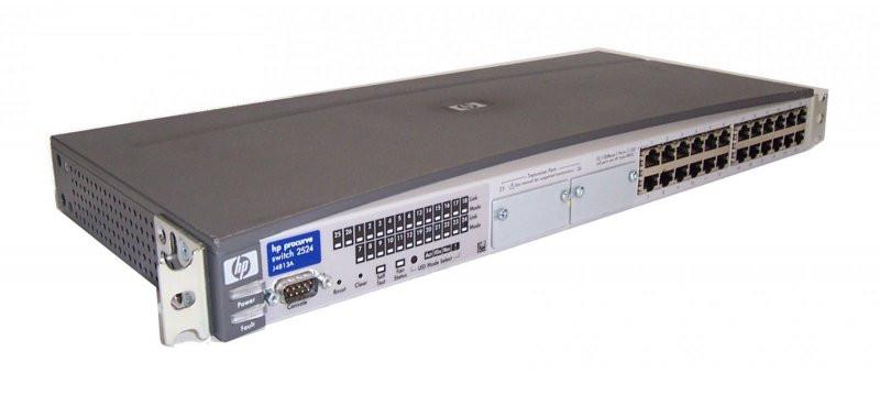 HP ProCurve 2524 Network Switch J4813A