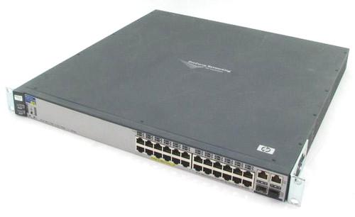 HP ProCurve 2626-PWR PoE Switch (J8164A)