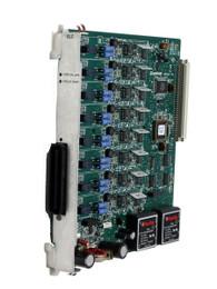 Inter-Tel Axxess 8 Port Single Line Card 550.2101