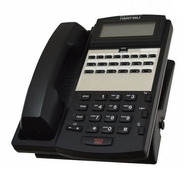 Iwatsu IX-12KTD-3 Omega Digital Display Phone