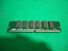 NEC MC-421000A36BE-70 RAM / Memory 72-Pin