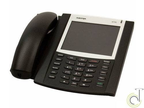 Aastra 6739i Gigabit IP Phone Color Backlit Touchscreen