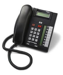 Nortel Meridian T7208 NT8B26AABL Phone