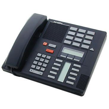 Nortel Norstar M7310 Phone Black NT8B20