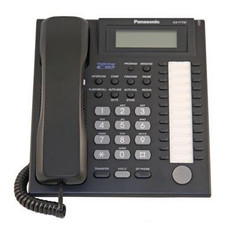 Panasonic KX-T7737 Digital Phone 24 Button Display