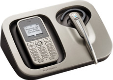 Plantronics Calisto Series D150 Wireless Bluetooth Headset & Phone