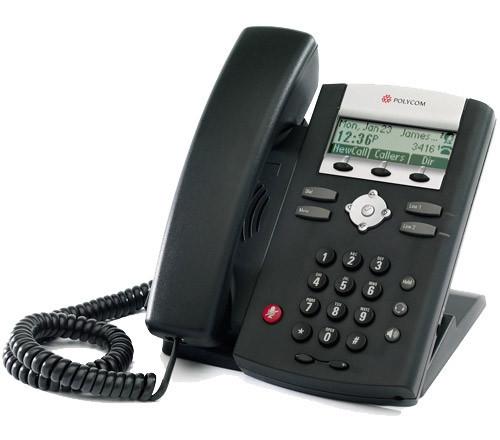 Polycom Soundpoint IP 321 SIP Phone 2200-12360-001