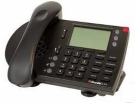 ShoreTel 230 IP Phone (Black) IP230