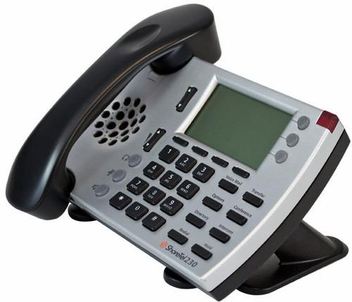 ShoreTel 230 IP Phone (Silver) IP230