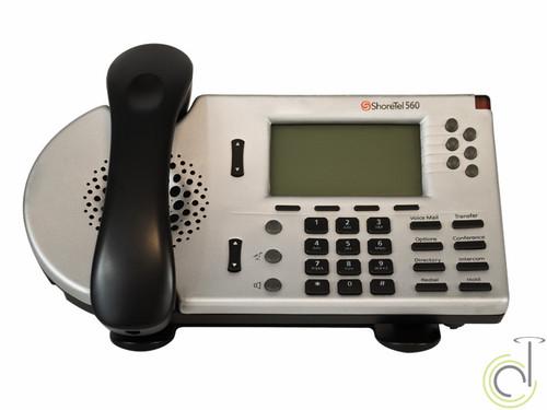 ShoreTel 560g Silver IP Phone IP560G for sale online