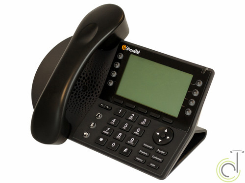 ShoreTel IP 485G Phone (Black)