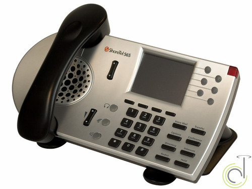 ShoreTel IP 565G Phone (Silver)