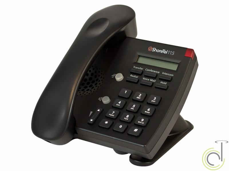 ShoreTel 115 IP Phone (Black) IP115