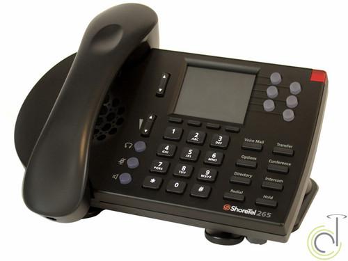 ShoreTel IP 265 Phone (Black)