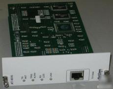 Smartbits Spirent AT-9015 ATM DS1 Module