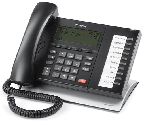 Toshiba IP5522-SD VoIP Phone