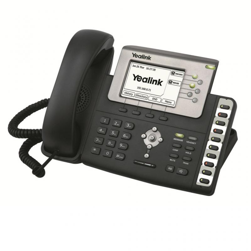 Yealink SIP-T28P IP Backlit Display Phone