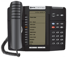 Mitel 5320e Backlit Gigabit IP Phone 50006634