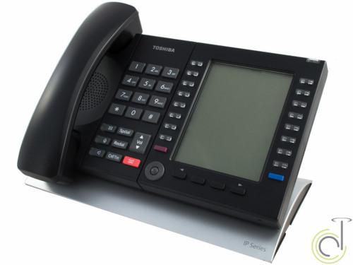 Toshiba IP5131-SDL Large Backlit Display Gigabit IP Phone