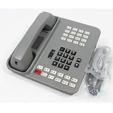 Vodavi SP-61612-54 Starplus Enhanced Key Phone Gray