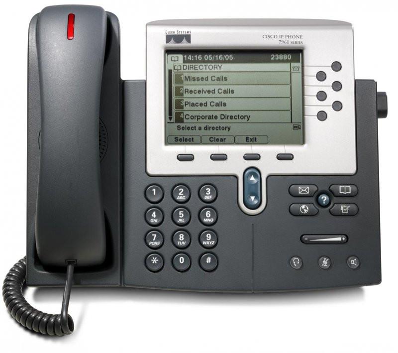 Cisco 7961G IP Phone CP-7961G