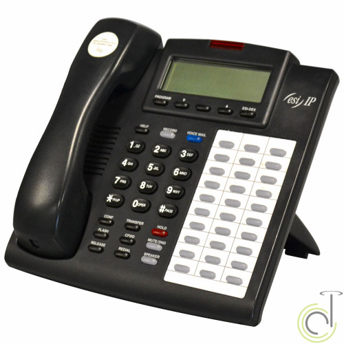 ESI 48 Key IPFP2 BL Backlit IP Feature Phone 2
