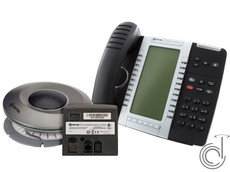 Mitel 5340 (50005071) and 5310 (50004459) Saucer Bundle