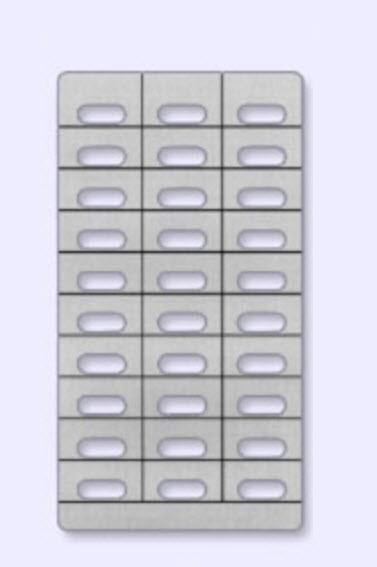 ESI 48 Key Paper Desis - Lot of 10