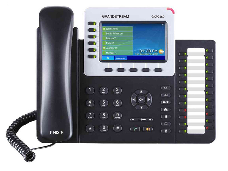 Grandstream GXP-2160 IP Phone (GXP2160)
