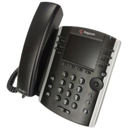 Polycom VVX 401 IP Phone (2200-48400-025)