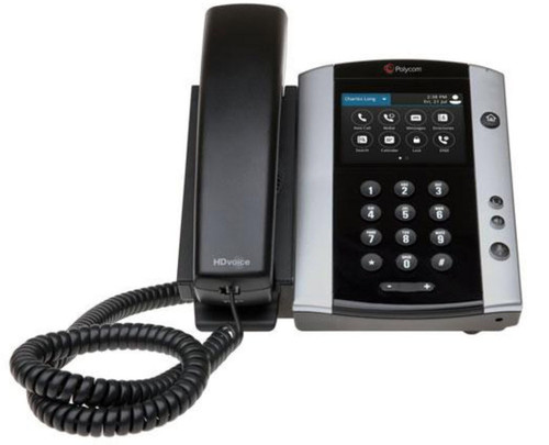 Polycom VVX 501 Gigabit IP Phone (2200-48500-025)