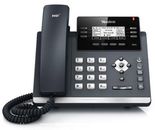 Yealink T42S Gigabit IP Phone