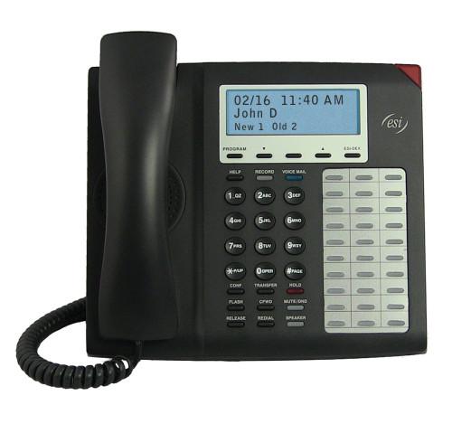 ESI 55 10/100 IP Phone 5000-0737