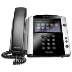 Polycom VVX 600 Gigabit IP Phone 2200-44600-025