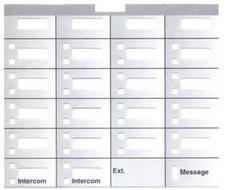 Avaya 18D Series 1 Paper Desis - Lot of 10