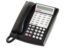 Avaya Partner 18D Series 1 Display Phone (Black)